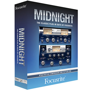 Propellerhead Midnight Plug-in Suite [FOCUSRITE MIDNIGHT]
