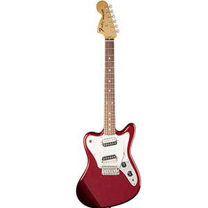 Fender Pawn Shop Super-Sonic - Apple Red Flake [0143800325]