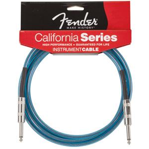 California Cables 15 ft Lake Placid Blue
