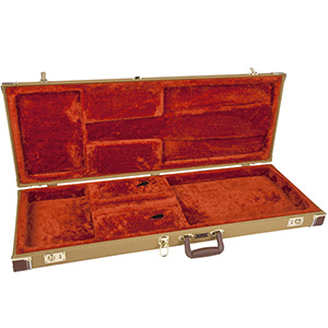 Fender Pro Series Guitar Case - Tweed [0996105300]
