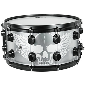 Ddrums Artist Series Shawn Drover Signature Snare Limited Edition Collectors Pack [SD SG 7X14 DROVER LE]