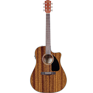 Fender CD-60CE All Mahogany [0961590221]