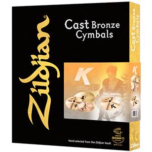Zildjian K Zildjian Pack [K0800]