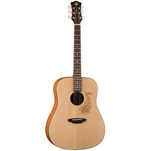 Luna Guitars Gypsy Henna [GYP HEN]