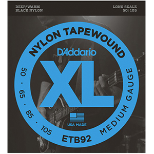 Daddario ETB92 Long Scale - Medium