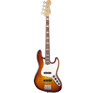 Fender Select Active Jazz Bass Tobacco Sunburst [0170320852]