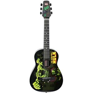 Peavey Marvel Hulk 1/2 Size Acoustic