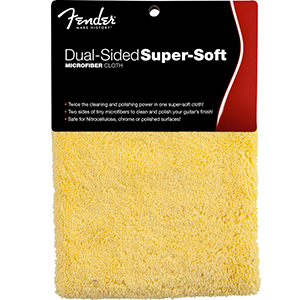 Fender Dual-Sided Super-Soft Microfiber Cloth [0990524000]