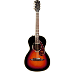 Fender Ron Emory Loyalty Parlor Jr Vintage Sunburst  [0968551998]