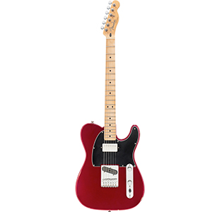 Road Worn Telecaster - Candy Apple Red