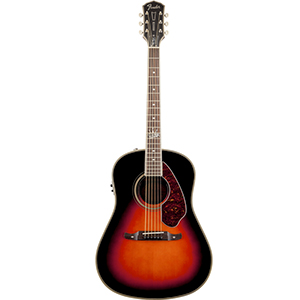 Fender Ron Emory Loyalty Slope Shoulder Vintage Sunburst  [0968550998]