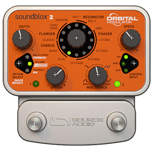 Source Audio Soundblox 2 Orbital Modulator [SA226]