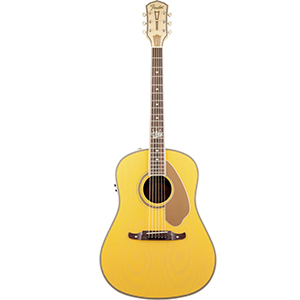 Fender Ron Emory Loyalty Slope Shoulder Ash Butterscotch [0968550999]
