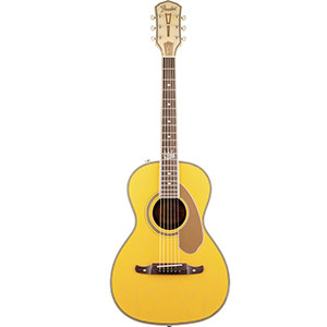 Fender Ron Emory Loyalty Parlor Ash Butterscotch  [0968551999]
