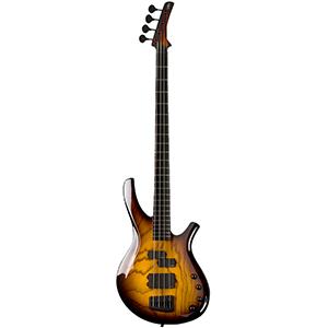 MaxxFly Bass PB12 3-Tone Sunburst