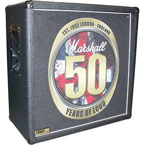 Marshall Custom Shop 50th Anniversary ART CS1960B-AN [M-CS1960B-AN]