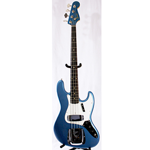 Fender American Vintage 64 Jazz Bass Lake Placid Blue [0191020802]