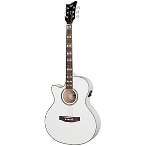 X-Tone AC-10E Pearl White Left-Handed