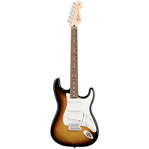 Fender Standard Stratocaster Brown Sunburst [0144600532]