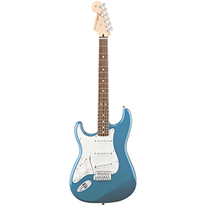 Standard Stratocaster Left Handed Lake Placid Blue