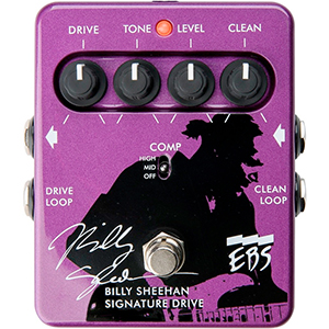 EBS BSSP Billy Sheehan Signature [BSSP]