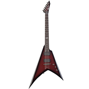 ESP MS-1 Mike Spreitzer Signature Maroon Burst [MS-1]