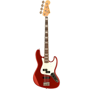 2013 LTD Edition 75 Jazz Bass Candy Apple Red