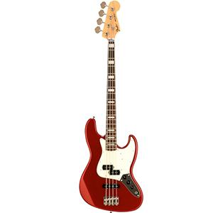 2013 LTD Edition 75 Jazz Bass Candy Apple Red