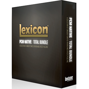 Lexicon PCM Total Bundle PLPCMTOT [PLPCMTOT PCM]