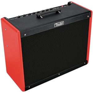 Fender FSR Hot Rod Deluxe III 2-Tone Black/Red Wizard [2230200143]