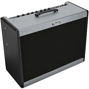Fender FSR Hot Rod Deluxe III 2-Tone Black/Silver [2230200942]