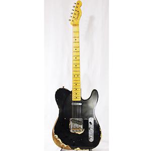 Fender 1951 Nocaster Telecaster Heavy Relic Black [9231003413]