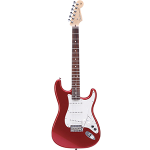 Roland G-5A VG Stratocaster Candy Apple Red