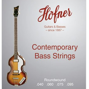 Contemporary Bass Strings