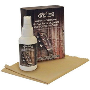 Martin Professional Guitar Polish / Cleaner Kit [18AKIT0002]