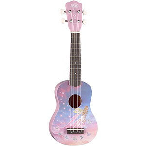 Luna Guitars Aurora Childrens Ukulele - Faerie *Blemished