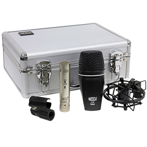 Marshall Electronics Essential Drum Mic Kit [MXL ESSENTIAL DRUM KIT]