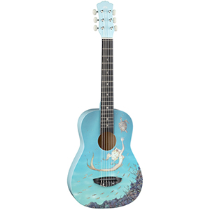 Luna Guitars Aurora Childrens Nylon Mermaid [AR NYL MERMAID]