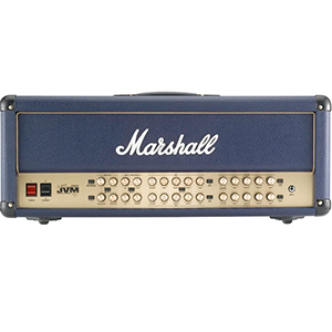 Marshall Joe Satriani Head - Blue JVM410HJSB [JVM410HJSB-U]