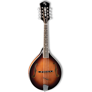 A-Solid Gloss Tobacco Sunburst Mandolin