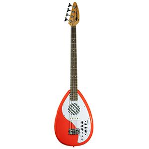 Apache I Bass Salmon Red