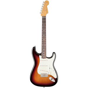 Classic Series 60s Stratocaster Lacquer 3-Color Sunburst