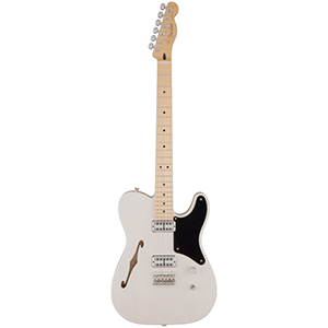 Fender Cabronita Telecaster Thinline White Blonde [0145502301]