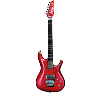 JS24P Joe Satriani Signature Premium Candy Apple