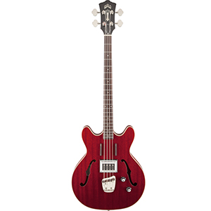 Guild Starfire Bass Cherry Red [3792400866]
