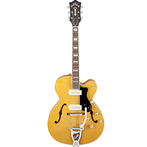 Guild X-175B Manhattan w/ Bigsby - Blonde [3795005801]