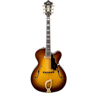 Guild Artist Award Antique Burst [3829100837]