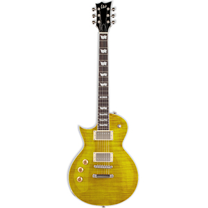 LTD EC-256FM Lemon Drop Left-Handed