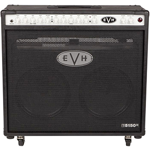EVH 5150III 2x12 50W Tube Guitar Combo Black
