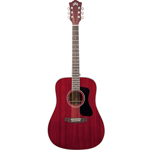 Guild D-125 Cherry Red [3810110838]